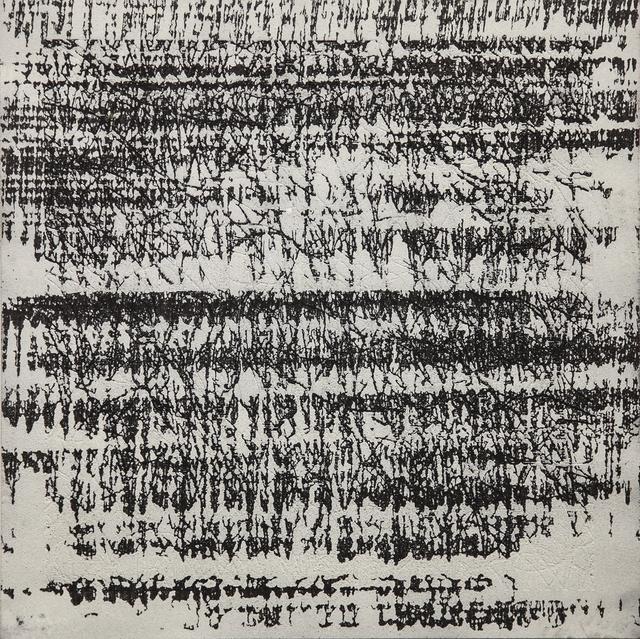 , 'Palimpsest 5,' 2015, Galerie Kornfeld