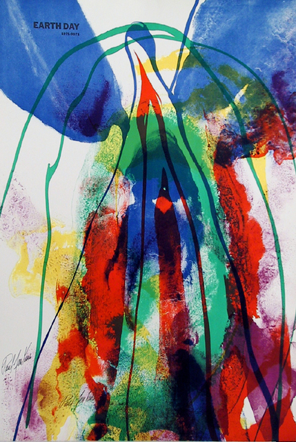 Paul Jenkins, 'Earth Day', 1971, RoGallery Auctions: Prints and Multiples