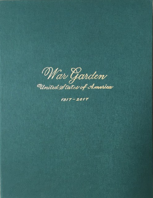 , 'War Garden Archive, primary source documents related to the War Garden series,' 2018, Talley Dunn Gallery