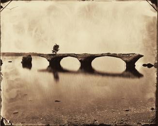 10.04.07 #6N Broken Bridge