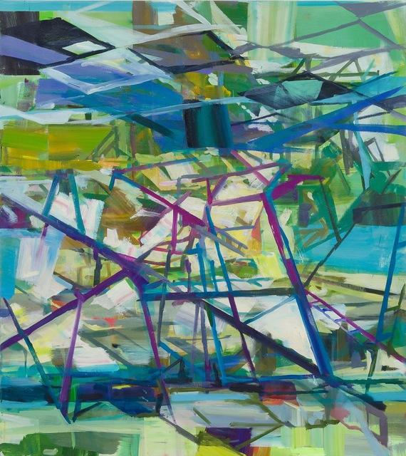 , 'Trestle,' 2016, Gallery Elena Shchukina