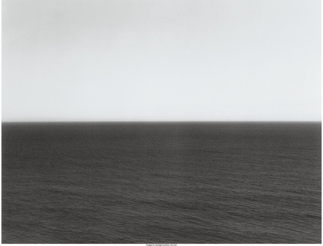 Hiroshi Sugimoto, 'Time Exposed #327: South Pacific Ocean, Waihu', 1990, Heritage Auctions