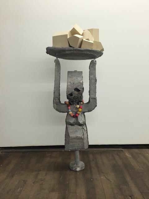 , 'Grave Digger #20 (Settlement Goddess),' 2013, Nathalie Karg Gallery