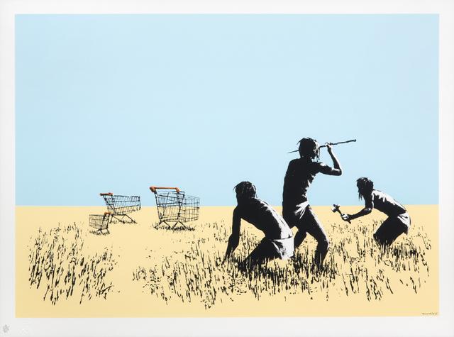 Banksy, 'Trollies', 2007, Julien's Auctions