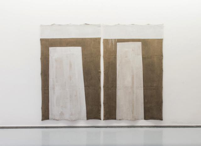 , 'Über Malerei 583,' 2015, PRISKA PASQUER