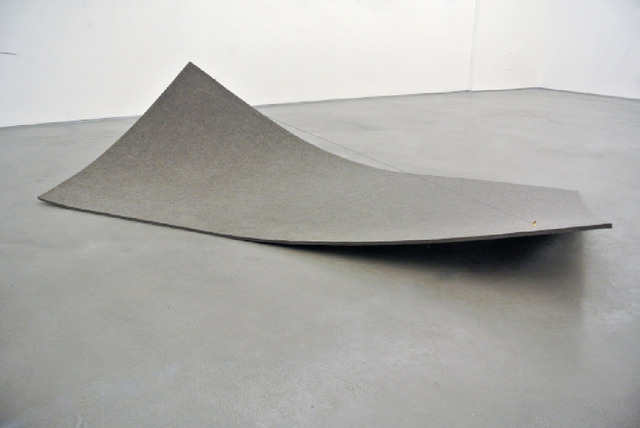 , 'Work on Felt (Variation 1),' 2012, Dvir Gallery