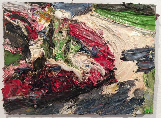 , 'Blütenfragment,' 2010, Galerie Kornfeld