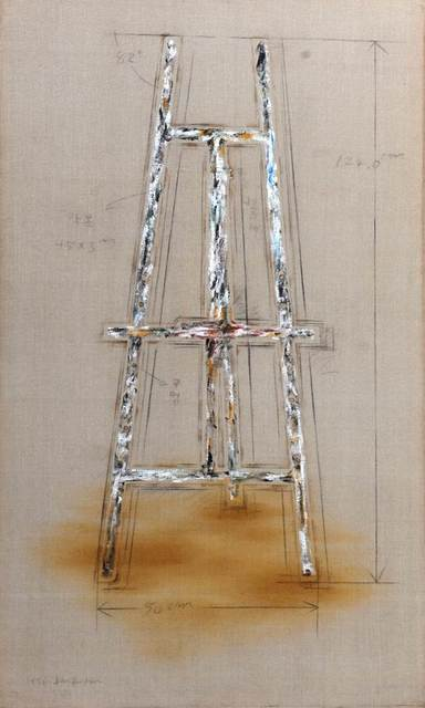 Kulim Kim, 'Easel', 1976, Arario Gallery