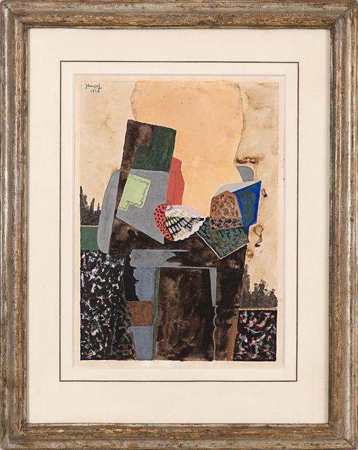 Jean Lurçat, 'Nature morte au coquillage', 1923, Rosenberg & Co.