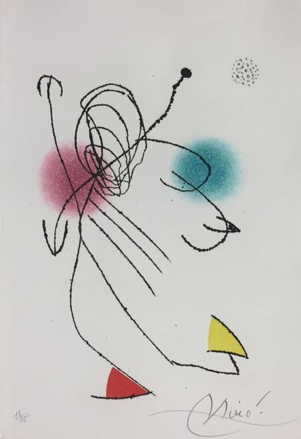 , 'Almario,' 1985, Artgráfico