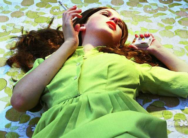 Alex Prager, 'Desiree', 2008, Photography, Digital C-type printFramed, Michael Hoppen Gallery