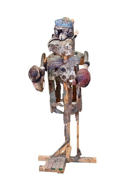 Kristen Morgin, 'Popeye', 2006, San Francisco Museum of Modern Art (SFMOMA)