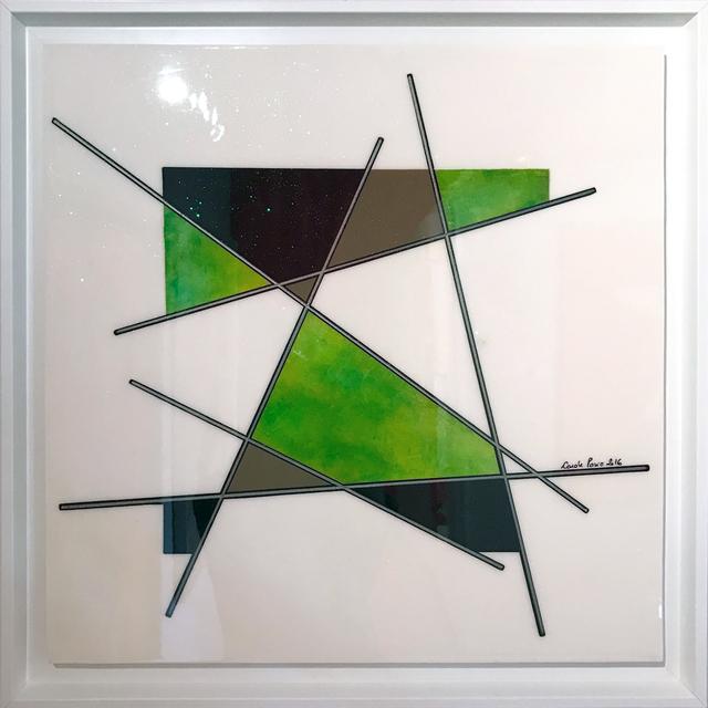 , 'Open Green,' 2017, Art Life Gallery