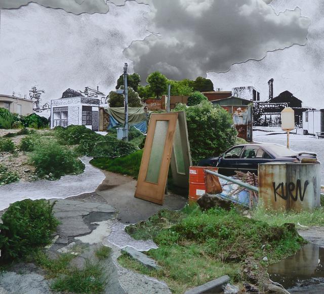 , 'Paesaggio in divenire III,' 2014, Alberto Peola