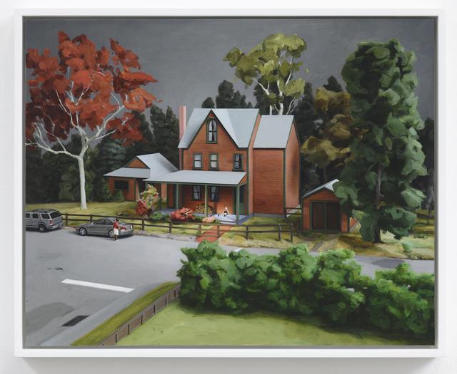, 'Holding Ground,' 2019, Richard Heller Gallery