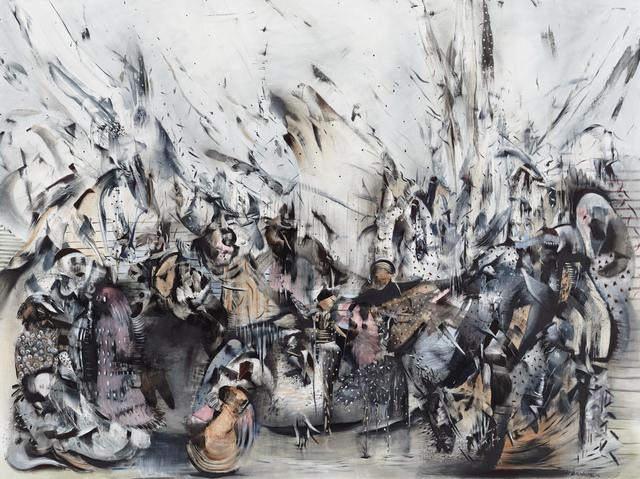 , 'Broken Land,' 2015, GRIMM