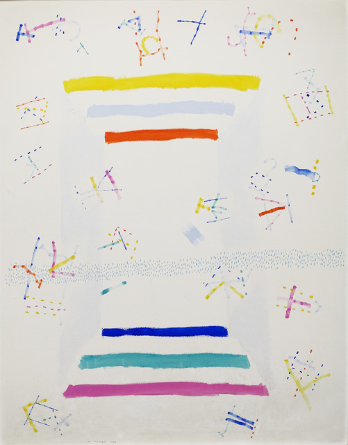 , 'Casa de colores en medio del campo,' 1977, Galeria Jordi Pascual
