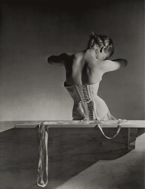 , 'Mainbocher Corset, Paris,' 1939, Bernheimer Fine Art