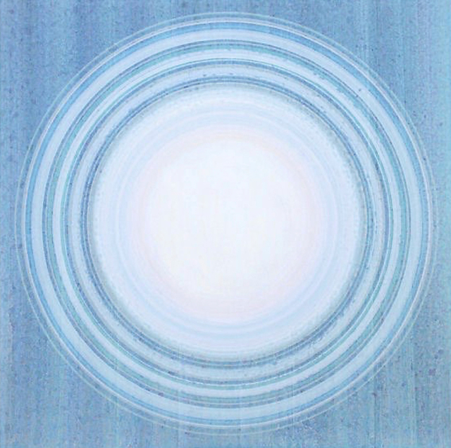 , 'Prismatic Halo II,' 2015, Christopher Martin Gallery
