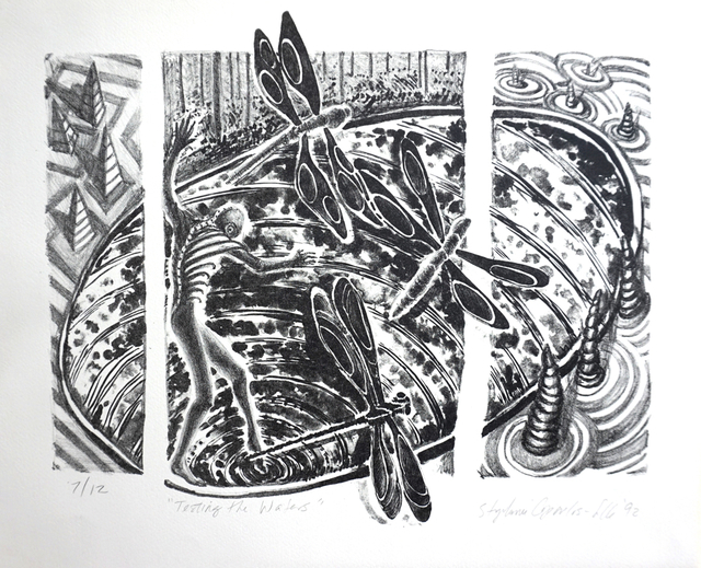 , 'Testing the Waters,' 2000, SHIM Art Network