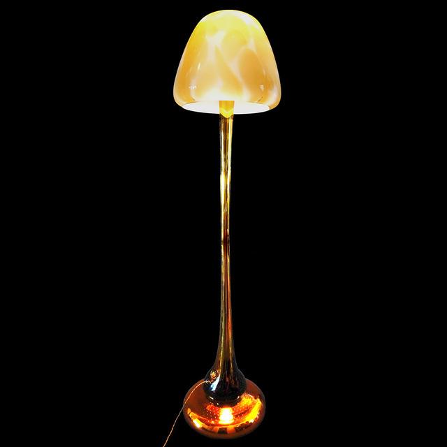 , 'Big Mushroom Lamp Large Orange/White,' , The Future Perfect