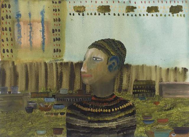, 'Khaled,' 2013, M77 Gallery