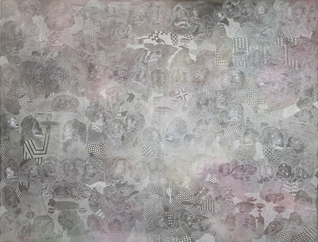 , 'The Last Restaurant (La Muralla),' 2017, Kavi Gupta