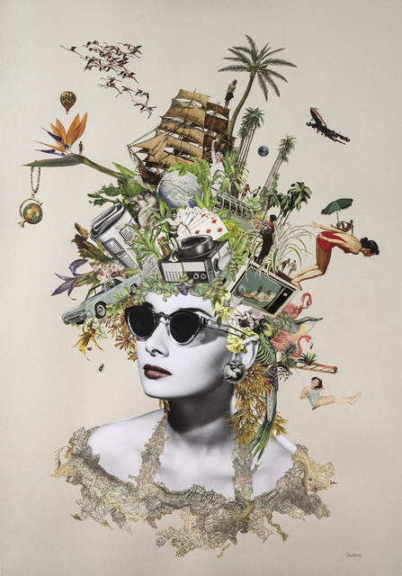 , 'Amelia,' 2016, Liberty Gallery