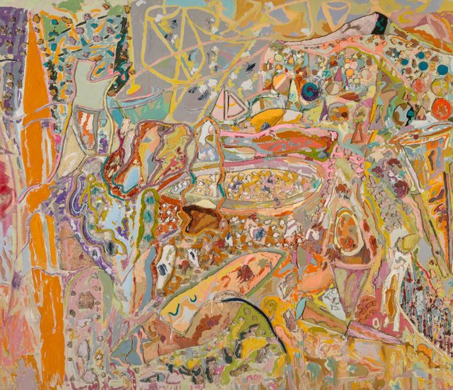 Larry Poons, 'A Fortune of Solitude', 2001, Heritage Auctions