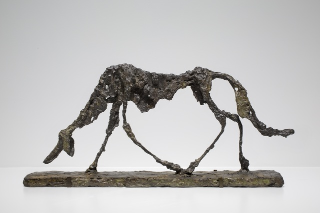 , 'Dog (Le Chien),' 1951, Guggenheim Museum