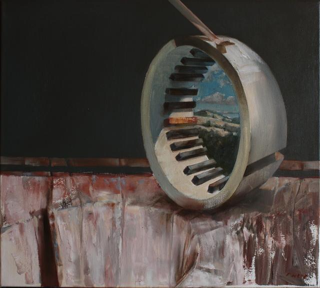 , 'Soundscape,' 2018, Léna & Roselli Gallery