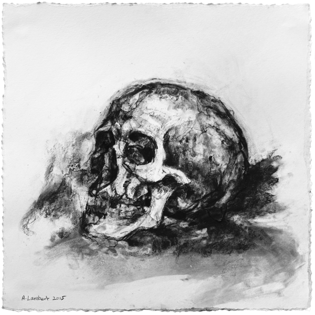, 'Skull,' 2015, Jill George Gallery