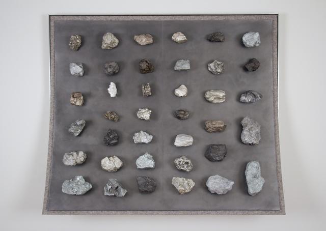 , 'Minerals,' 2017, Pierogi
