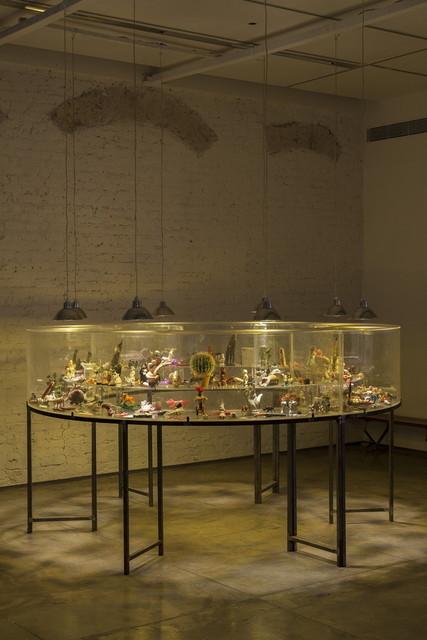 , 'Museum of Unbelongings,' 2016, Galerie Nathalie Obadia