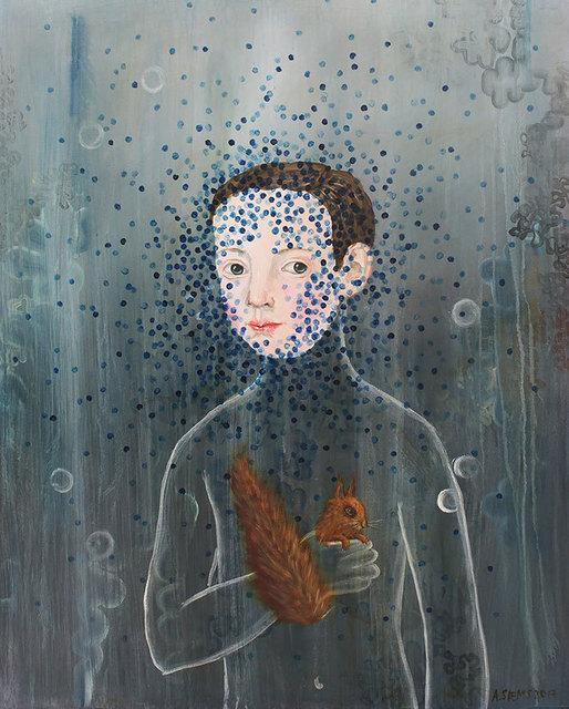, 'Squirrel ,' 2017, David Lusk Gallery