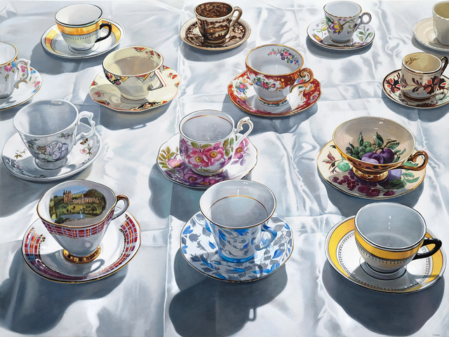 Sherrie Wolf, 'Satin Tea', 2019, Arden Gallery Ltd.