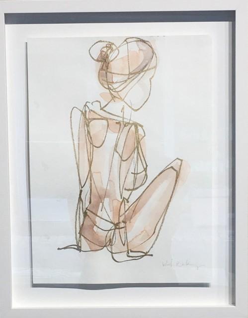 , '6,' 2018, Shain Gallery
