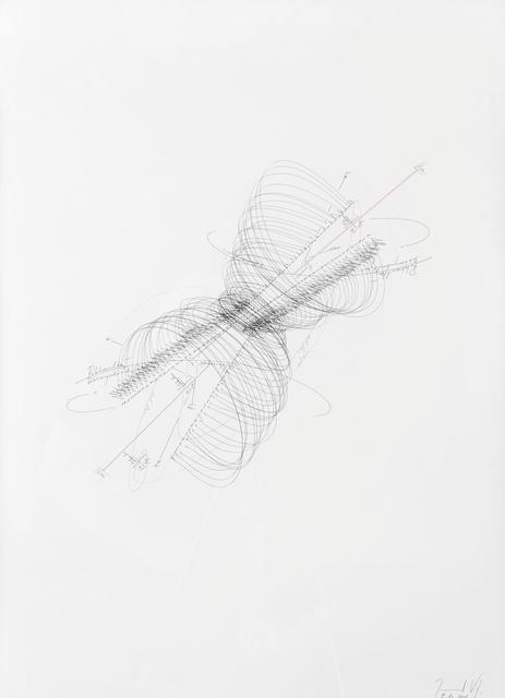 Jorinde Voigt, 'Matrix-Studie 36', 2005, CO | MO