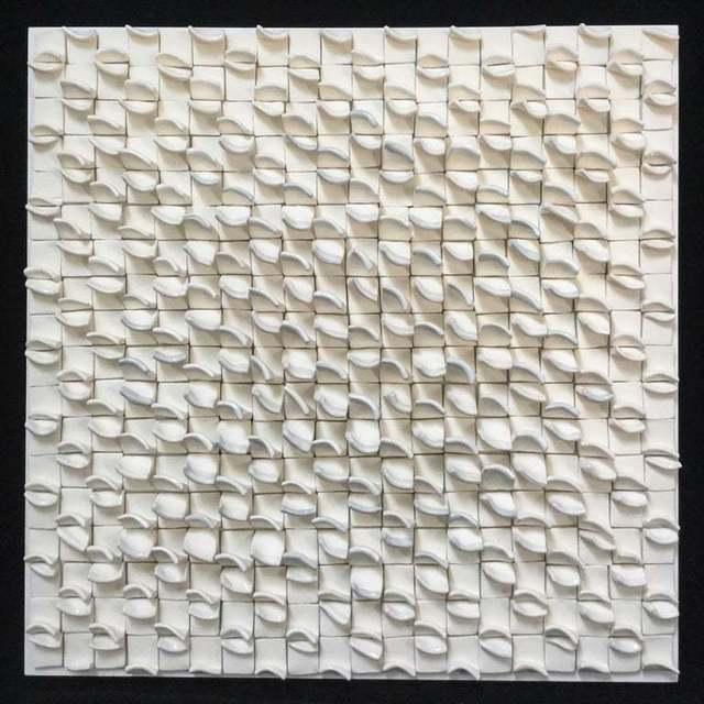 Jane B. Grimm, 'Allegro II / Wall Ceramic Sculpture', 2019, Andra Norris Gallery