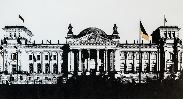 , 'Reichstag Berlin,' 2017, HG Contemporary