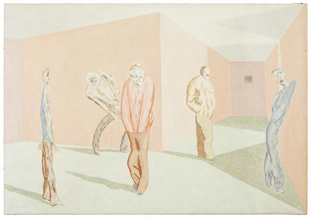 David Byrd, 'Waiting and Aging', 1989, Fleisher/Ollman