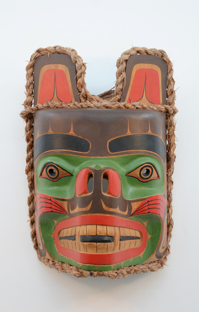 , 'Kuviki with Bear Mask,' , Oeno Gallery