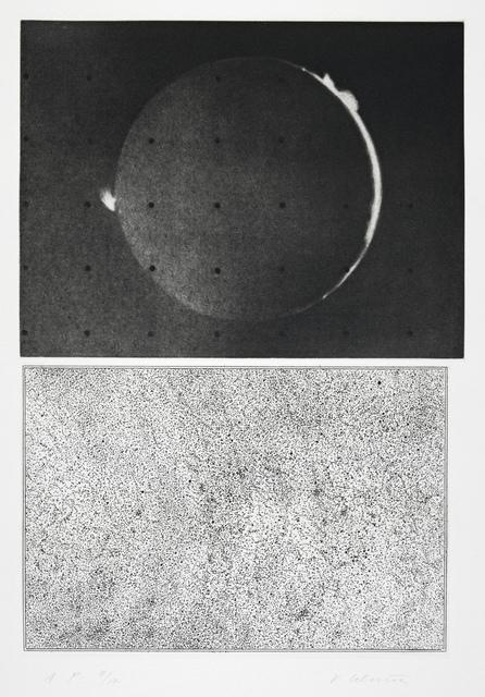 , 'Jupiter Moon - Constellation,' 1983, Berggruen Gallery