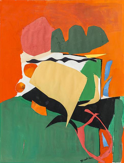 , 'Untitled,' ca. 1960, Rosenberg & Co.