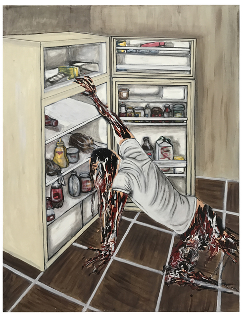 Alex Arizpe, 'The Fridge', 2011, Coagula Curatorial