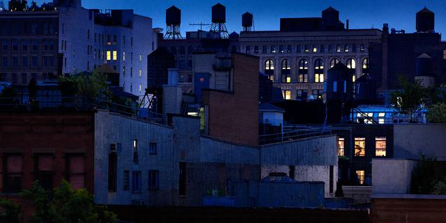 David Drebin, 'Gotham City', 2010, Isabella Garrucho Fine Art