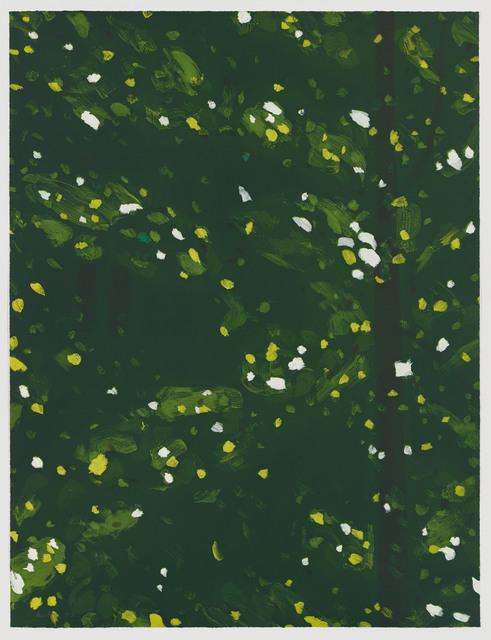 Alex Katz, 'Woods', 1993, Betsy Senior Fine Art