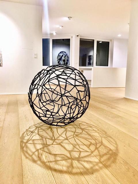 , 'Sphere 2,' 2018, Galerie Jahn