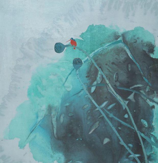 , ' 春风 Spring Wind ,' 2016, Ode to Art