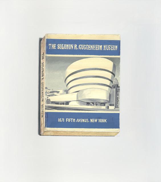 Richard Baker, 'The Solomon R. Guggenheim Museum', 2019, Albert Merola Gallery
